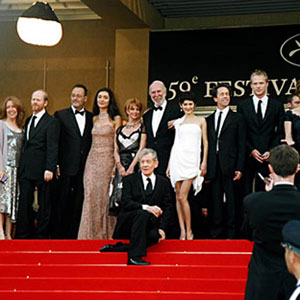 Photo call, Cannes, 17 May 2006