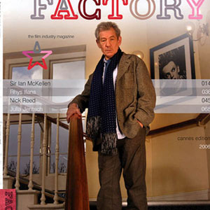 Factory the film industry magazine, Cannes Edition 2006
