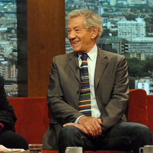 Bishop Gene Robinson and Ian McKellen on the Andrew Marr Show, BBC TV1, 13 July 2008