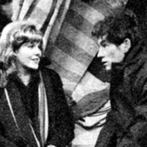 1965, SUNDAY OUT OF SEASON: Lynn Redgrave and Ian McKellen