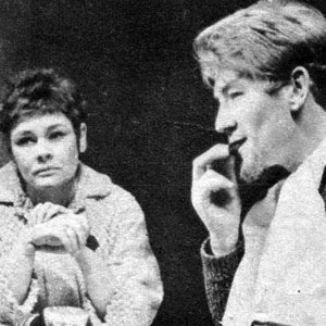 1967, THE PROMISE (1967): With Judi Dench