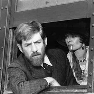 Frieda and D. H. Lawrence journeying to New Mexico <BR><BR><em>My hair was dyed auburn, like Lawrence