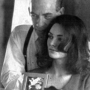 Ian McKellen as John Profumo and Joanne Whalley-Kilmer as Christine Keeler