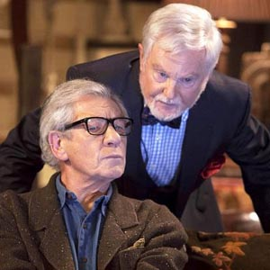 Ian McKellen and Derek Jacobi in Vicious