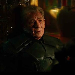 Ian McKellen is Magneto in X-MEN: DAYS OF FUTURE PAST