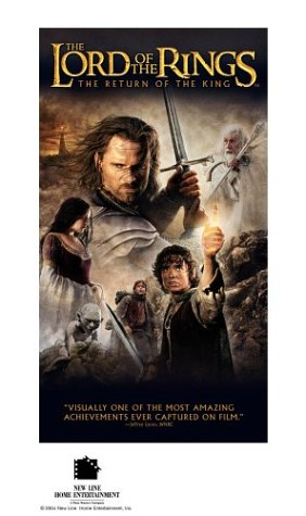 Lord Of The Rings Extended Vhs