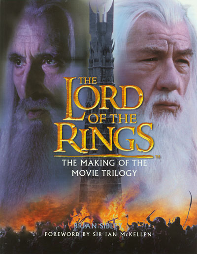 Lord Of The Rings Movie Trilogy Dvd