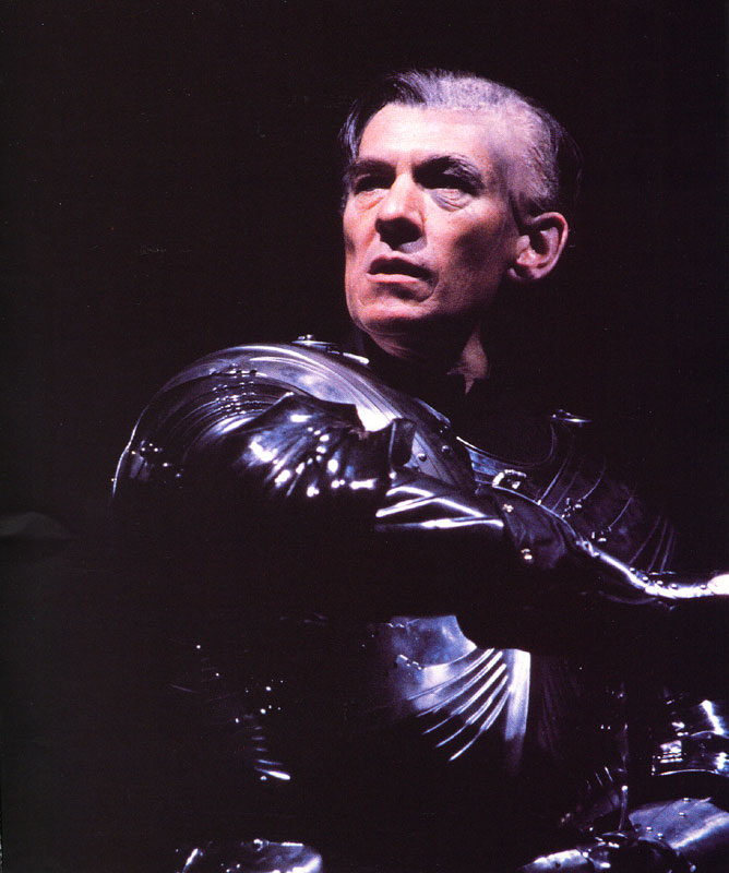 As Richard III